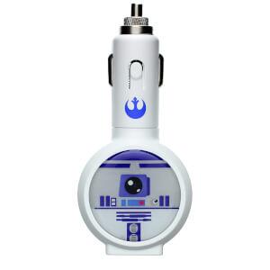 Star Wars R2D2 Dual Port Car Charger