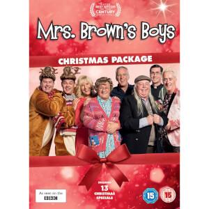 Mrs Brown's Boys Christmas Boxset