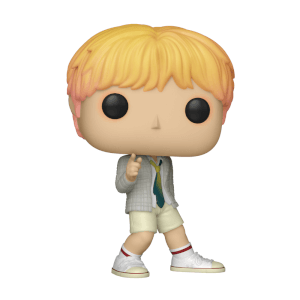 Pop! Rocks BTS V Funko Pop! Figuur