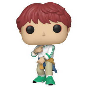 Pop! Rocks BTS Suga Funko Pop! Figuur