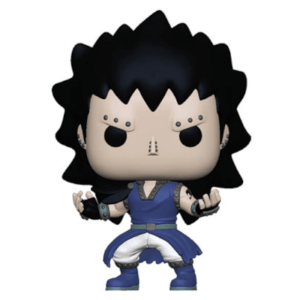 Fairy Tail -Gajeel Figura Pop! Vinyl
