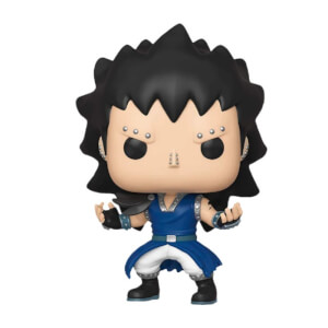 Figurine Pop! Fairy Tail - Gajeel