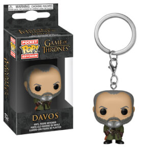 Game of Thrones Davos Funko Pop! Keychain