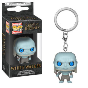 Game of Thrones White Walker Pop! Keychain