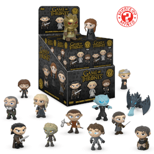 Figurine Funko Mystery Mini Game of Thrones