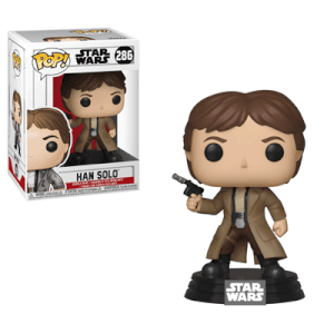 Figura Funko Pop! - Endor Han Solo - Star Wars