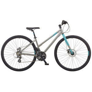 Viking Urban-S Ladies 21sp Aluminium Trekking Bike 700c Wheel