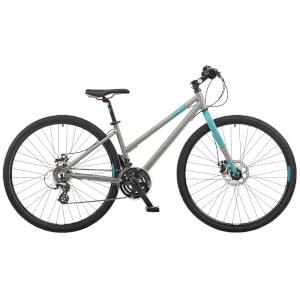 Viking Urban-S Hybrid Ladies 21sp Aluminium Trekking Bike 700c Wheel