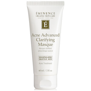 Eminence Organics Acne Advanced Clarifying Masque 2 oz