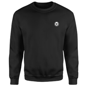 Ei8htball Small Pocket Logo Sweatshirt - Black