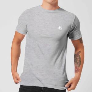 Ei8htball Small Pocket Logo Men's T-Shirt - Grey