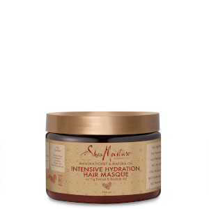 Shea Moisture Manuka Honey & Mafura Oil Intensive Hydration Hair Masque 354ml