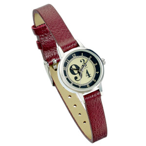 Harry Potter Platform 9 3/4 Watch from I Want One Of Those