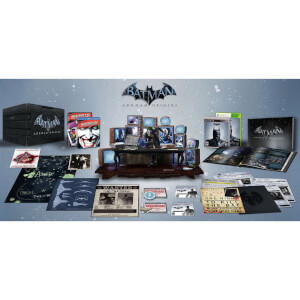 TriForce DC Comics Batman: Arkham Origins Ultimate Collector's Set (Game NOT included)