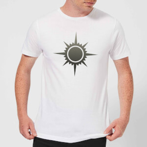 Magic The Gathering Orzhov Symbol Men's T-Shirt - White