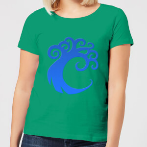 T-Shirt Femme Symbole de Simic - Magic The Gathering - Vert