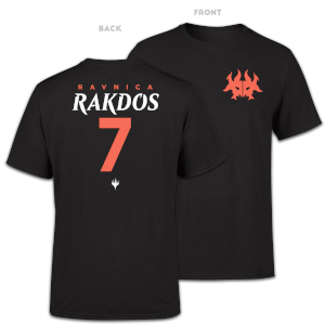 T-Shirt Homme Rakdos Sports - Magic The Gathering - Noir