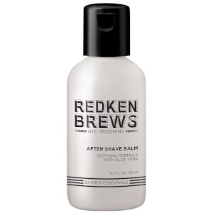 Bálsamo aftershave Brews de Redken