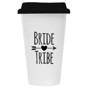 Bride Tribe Ceramic Travel Mug