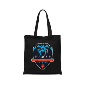 Magic The Gathering Dimir Tote Bag