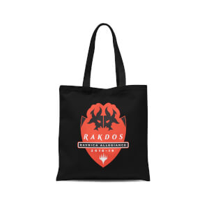 Magic The Gathering Rakdos Tote Bag