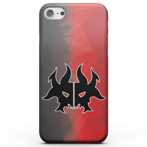 Magic The Gathering Rakdos Fractal Phone Case for iPhone and Android