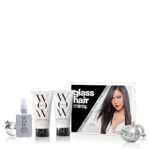 Color WOW Mini Glass Hair Kit (Worth £30.00)