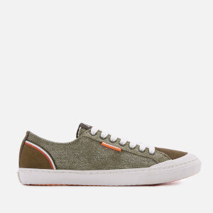 Superdry Men's Retro Low Pro Trainers - Washed Khaki