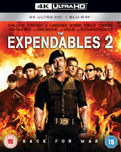 The Expendables 2 - 4K Ultra HD