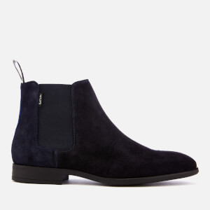 PS Paul Smith Men's Gerald Suede Chelsea Boots - Dark Navy