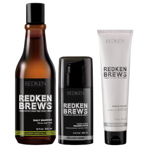 Redken Brews Men's Bundle
