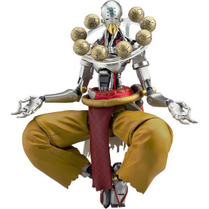 Action Figure di Zenyatta di Overwatch serie Figma - Good Smile Company - 16 cm