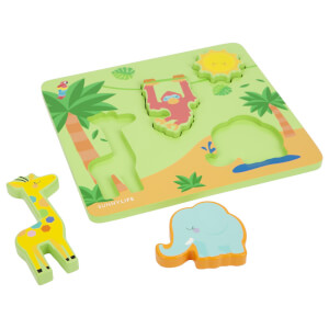 Sunnylife Safari Puzzle Set