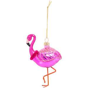 Sunnylife Flamingo Christmas Decoration