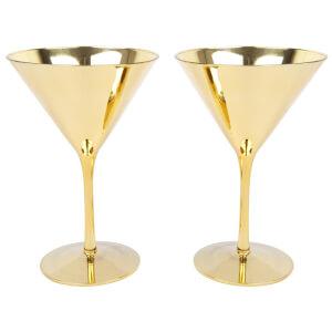 Sunnylife Martini Cocktail Glasses