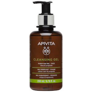 APIVITA Cleansing Gel for Oily/Combination Skin 200ml