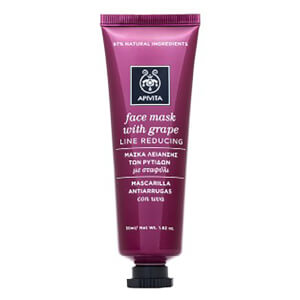 APIVITA Line Reducing Face Mask – Grape 50 ml