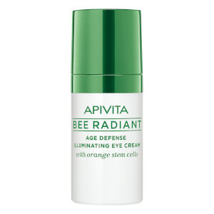 APIVITA Bee Radiant Age Defense Illuminating Eye Cream 15ml