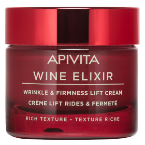 APIVITA Wine Elixir Wrinkle & Firmness Lift Cream – Rich Texture 50 ml