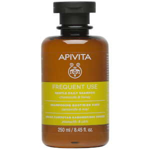 APIVITA Holistic Hair Care Gentle Daily Shampoo - German Chamomile & Honey 250 ml