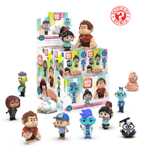 Disney Wreck-It Ralph 2 Mystery Minis x 1