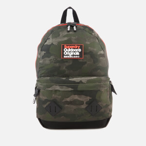 Superdry Men's Camo Montana Backpack - Khaki