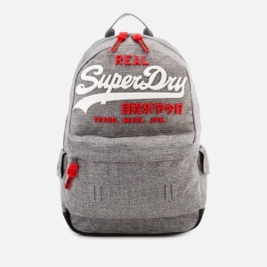 Superdry Men's Premium Goods Backpack - Grey Marl