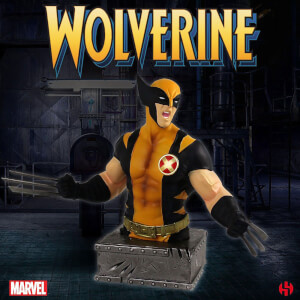 Semic Marvel Resin Bust Wolverine 15 cm