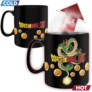 Dragon Ball Heat Change Mug (Goku)