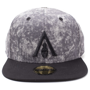 Assassin's Creed Odyssey Apocalyptic Snapback Cap - Black