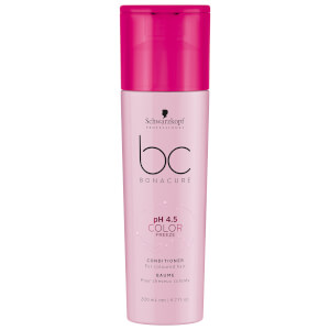 Schwarzkopf Professional BC pH 4.5 Color Freeze Conditioner 200ml