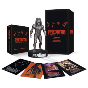 The Predator 8-Disc Collector's Edition (4K Ultra HD and Blu-ray) - Zavvi Exclusive
