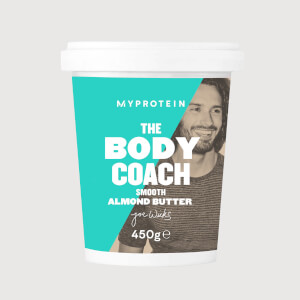 The Body Coach Almond Butter