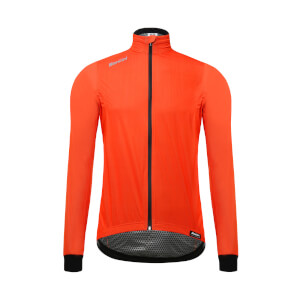 Santini Guard 3.0 Rain Jacket - Orange